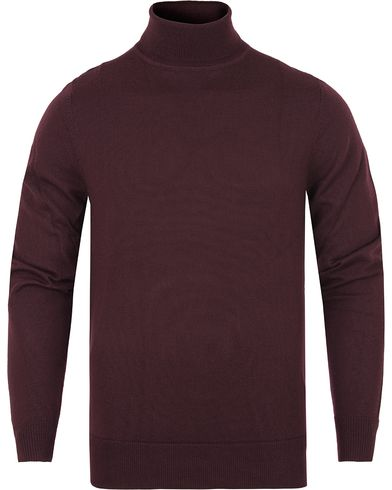 Tiger of Sweden Visavi Turtleneck Bordeaux i gruppen Gensere / Pologensere hos Care of Carl (13165011r)