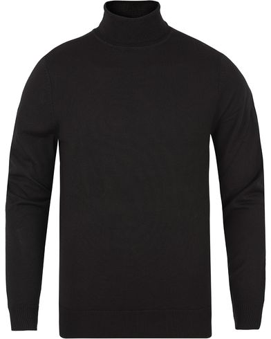 Tiger of Sweden Visavi Turtleneck Black i gruppen Tröjor / Polotröjor hos Care of Carl (13165111r)