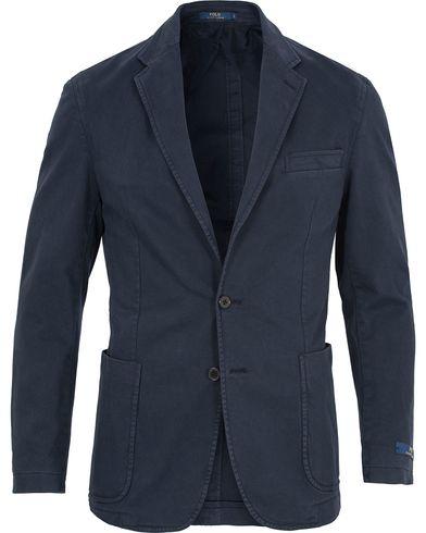 Polo Ralph Lauren Clothing Morgan Yale Sportcoat Navy i gruppen Kavajer / Enkelknäppta kavajer hos Care of Carl (13168211r)