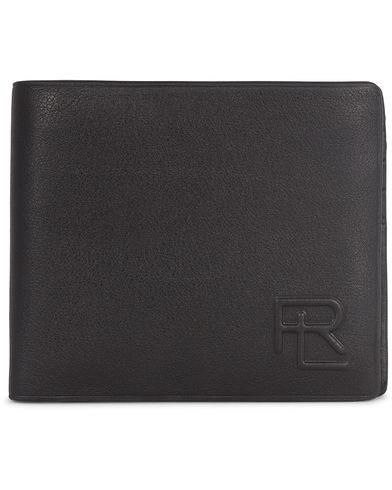 Ralph Lauren Purple Label RL Gents Classic Billfold Black Calf  i gruppen Accessoarer / Plånböcker hos Care of Carl (13169710)
