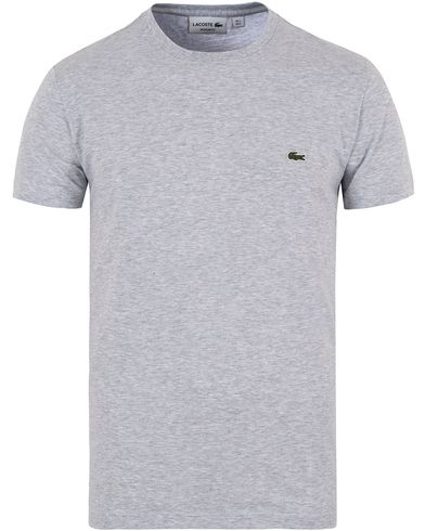 Lacoste T-Shirt Silver Chine i gruppen T-Shirts / Kortärmade t-shirts hos Care of Carl (13174111r)