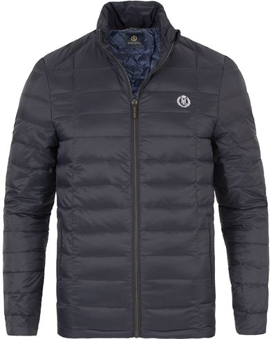 Henri Lloyd Cabus Lightweight Down Jacket Navy i gruppen Kläder / Jackor / Tunna jackor hos Care of Carl (13174511r)