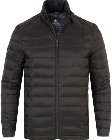 Henri Lloyd Cabus Lightweight Lightweight Down Jacket Black i gruppen Jakker / Tynne jakker hos Care of Carl (13174611r)