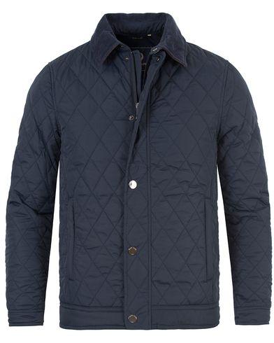 Henri Lloyd Inver Quilted Jacket Navy i gruppen Jakker / Quiltede jakker hos Care of Carl (13174911r)