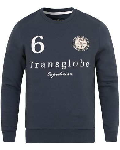 Henri Lloyd Samson Branded Sweat Navy i gruppen Tr�jor / Sweatshirts hos Care of Carl (13175911r)