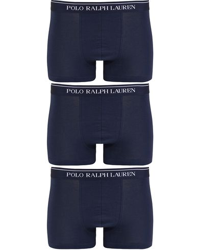 Polo Ralph Lauren 3-Pack Trunk Navy i gruppen Undertøy / Underbukser hos Care of Carl (13180511r)