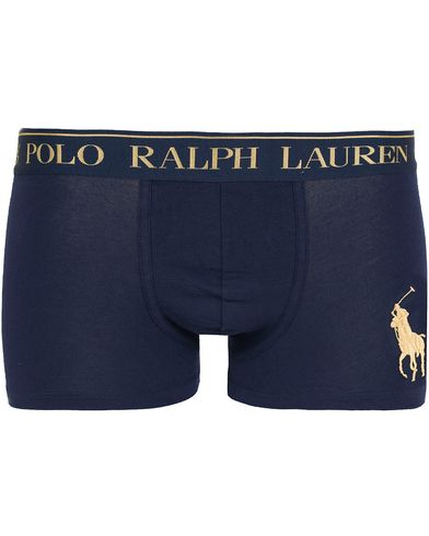 Polo Ralph Lauren Big Pony Pouch Trunk Boxer Cruise Navy i gruppen Underkläder / Kalsonger hos Care of Carl (13181911r)