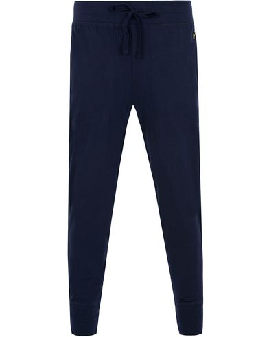 Polo Ralph Lauren Pyjama Light Sweatpants Cruise Navy i gruppen Design A / Undertøy / Pyjamaser / Pyjamasbukser hos Care of Carl (13182411r)