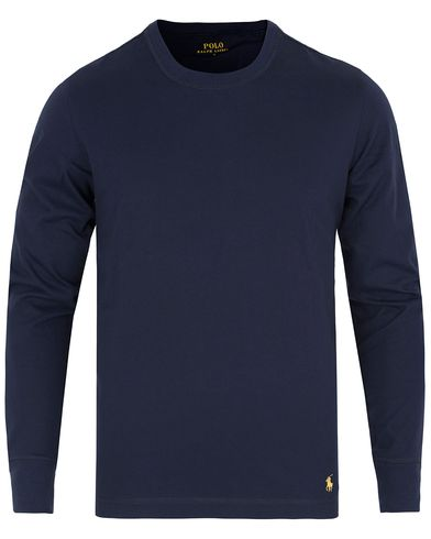 Polo Ralph Lauren Light Crew Neck Sweat Cruise Navy i gruppen Kläder / Underkläder / Pyjamas / Pyjamaströjor hos Care of Carl (13182511r)