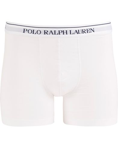 Polo Ralph Lauren Boxer Brief White i gruppen Undertøy / Underbukser hos Care of Carl (13183311r)