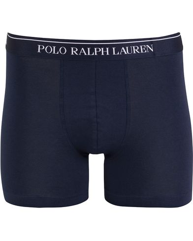 Polo Ralph Lauren Boxer Brief Navy i gruppen Kläder / Underkläder / Kalsonger hos Care of Carl (13183511r)