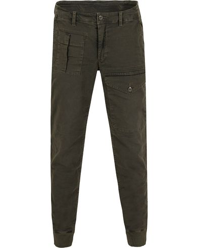 Polo Ralph Lauren Crosstrail Cargo Stretch Pants Mill Olive i gruppen Bukser / Chinos hos Care of Carl (13185411r)