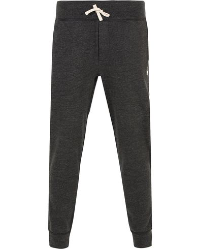 Polo Ralph Lauren Sweatpants Black Marl Heather i gruppen Kläder / Byxor / Mjukisbyxor hos Care of Carl (13192811r)