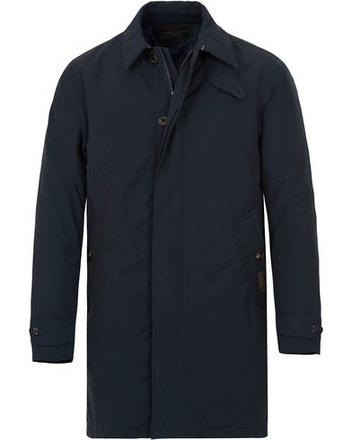 Polo Ralph Lauren Commuter Car Coat Aviator Navy i gruppen Jackor / Vinterjackor hos Care of Carl (13202811r)