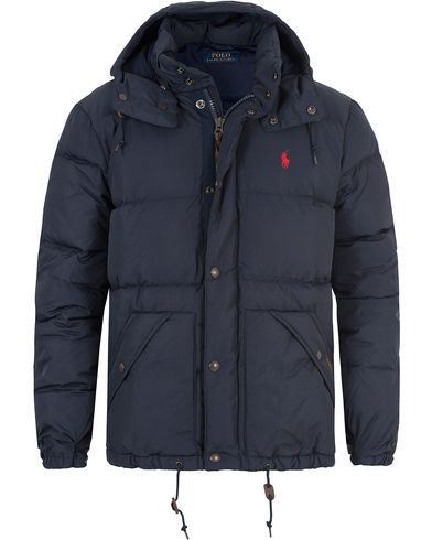 Polo Ralph Lauren Elmwood Jacket Worth Navy i gruppen Kläder / Jackor / Vadderade jackor hos Care of Carl (13203111r)