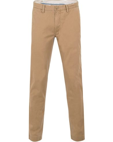 Polo Ralph Lauren Bedford Slim Fit Chino Granary Tan i gruppen Klær / Bukser / Chinos hos Care of Carl (13203511r)