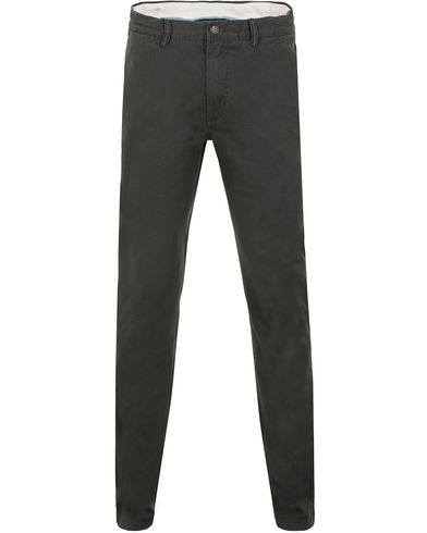 Polo Ralph Lauren Bedford Slim Fit Chino Black Mask i gruppen Byxor / Chinos hos Care of Carl (13203711r)