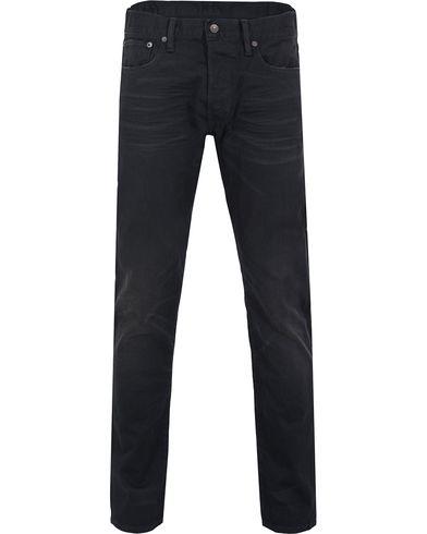 Polo Ralph Lauren Sullivan Slim Fit Jeans Baybridge Black i gruppen Klær / Jeans / Smale jeans hos Care of Carl (13204711r)