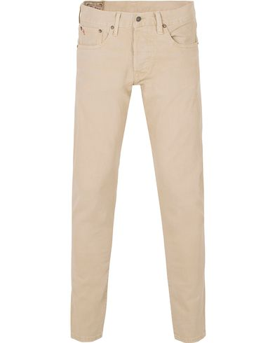 Polo Ralph Lauren Sullivan Slim Fit Jeans Punice Beige i gruppen Jeans / Smale Jeans hos Care of Carl (13205111r)