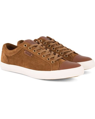 Polo Ralph Lauren Geffrey Sneaker Snuff/Polo Tan i gruppen Sko / Sneakers hos Care of Carl (13216011r)