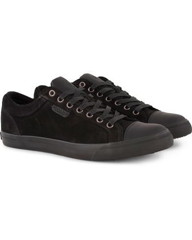 Polo Ralph Lauren Geffrey Sneaker Black/Black i gruppen Sko / Sneakers / Sneakers med lavt skaft hos Care of Carl (13216111r)