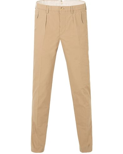 Polo Ralph Lauren Slim Fit Cotton/Poplin Cooper Pants Admiral Tan i gruppen Bukser / Chinos hos Care of Carl (13222211r)