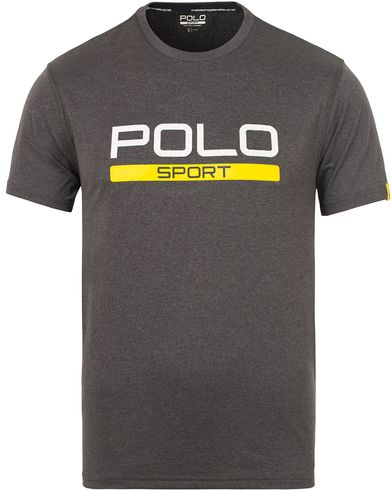 Polo Sport Ralph Lauren Core Tee Barkley Heather i gruppen T-Shirts / Kortermede t-shirts hos Care of Carl (13225211r)