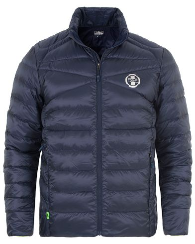 Polo Sport Ralph Lauren Lightweight Jacket French Navy i gruppen Kläder / Jackor / Tunna jackor hos Care of Carl (13226211r)