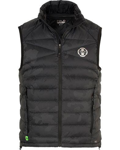 Polo Sport Ralph Lauren Lightweight Vest Reflective Camo i gruppen Jakker / Yttervester hos Care of Carl (13226811r)