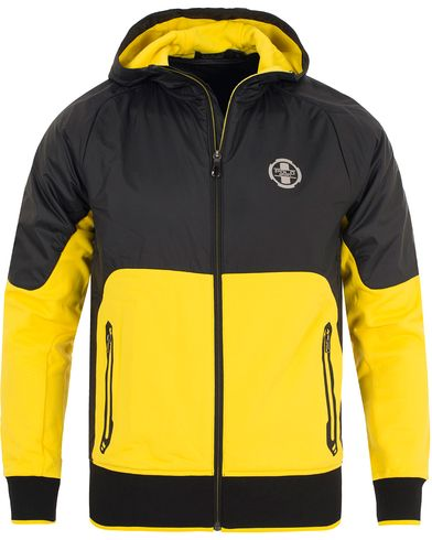 Polo Sport Ralph Lauren Performance Fleece Hooded Jacket University Yellow i gruppen Jackor / Tunna Jackor hos Care of Carl (13227111r)