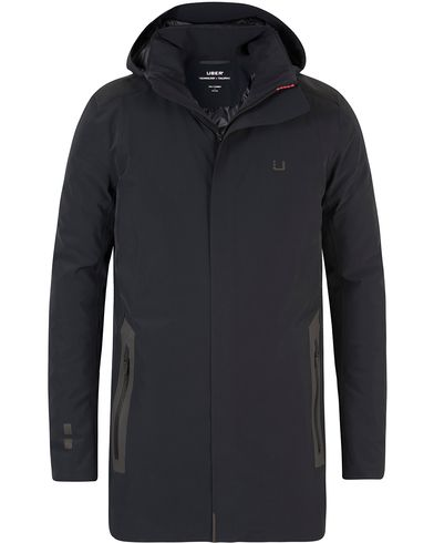 Uber Regulator Parka II LTD Delta? Black i gruppen Jakker / Parkas hos Care of Carl (13230511r)