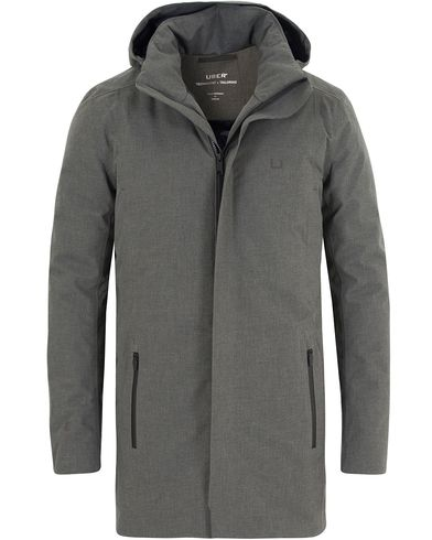 Uber Regulator Parka II LTD Japan Grey Sky i gruppen Klær / Jakker hos Care of Carl (13230711r)
