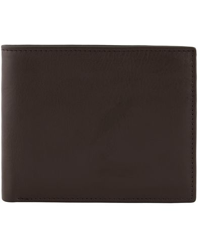 Baron Six Card Holder Dark Brown  i gruppen Assesoarer / Lommebøker hos Care of Carl (13232110)