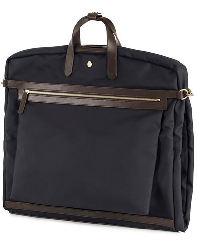 Mismo M/S Suit Carrier Navy/Dark Brown  i gruppen Vesker / Dressposer hos Care of Carl (13240810)