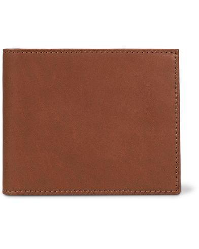 Mismo Leather Billfold Tabac  i gruppen Accessoarer / Plånböcker / Vanliga plånböcker hos Care of Carl (13242710)