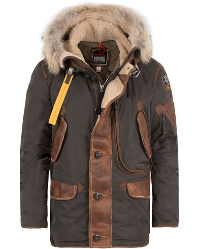 Parajumpers Right Hand Special Edition Masterpiece Jacket Bush i gruppen Kläder / Jackor / Skinnjackor hos Care of Carl (13243611r)