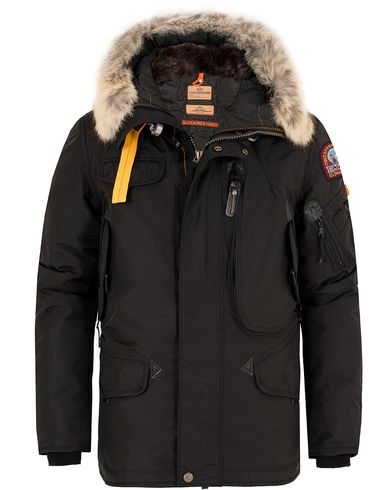 Parajumpers Right Hand Masterpiece Jacket Black i gruppen Klær / Jakker / Vatterte jakker hos Care of Carl (13243911r)