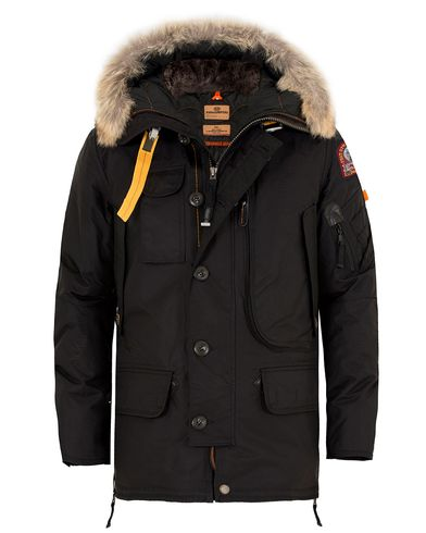 Parajumpers Kodiak Masterpiece Parka Black i gruppen Klær / Jakker / Parkas hos Care of Carl (13244211r)