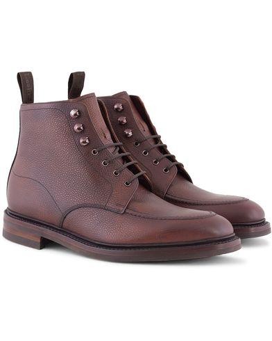 Loake 1880 Anglesey Derby Boot Oxblood Grain i gruppen Sko / Støvler / Snørestøvler hos Care of Carl (13248411r)