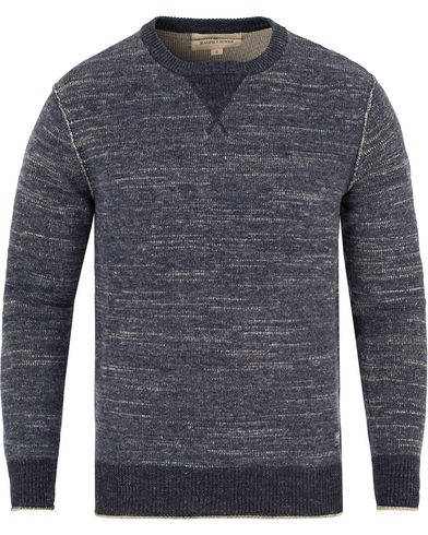 Denim & Supply Ralph Lauren Eagle Print Sweatshirt Navy i gruppen Klær / Gensere / Sweatshirts hos Care of Carl (13250211r)