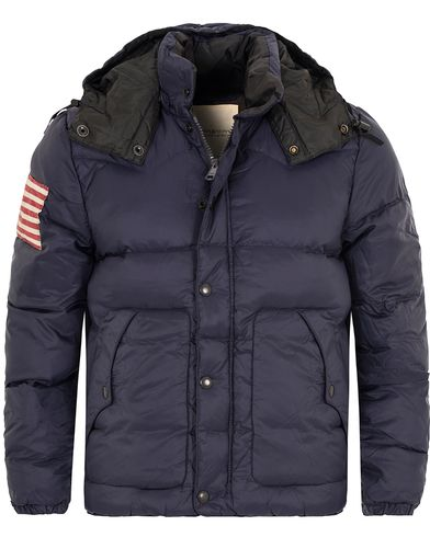 Denim & Supply Ralph Lauren Down Fill Jacket Navy i gruppen Jackor / Vadderade jackor hos Care of Carl (13251611r)