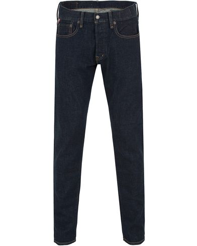 Denim & Supply Ralph Lauren Slim Jeans Hale Blue i gruppen Klær / Jeans / Smale jeans hos Care of Carl (13252111r)