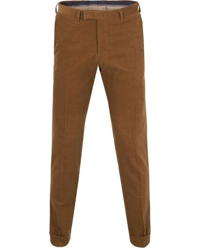 Oscar Jacobson Dean Corduroy Trousers Light Brown i gruppen Bukser / Cordfløyelbukse hos Care of Carl (13253511r)