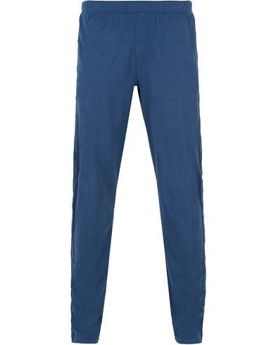 Calvin Klein Loungewear Pants Primal Blue i gruppen Underkläder / Pyjamas / Pyjamasbyxor hos Care of Carl (13263511r)