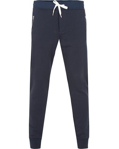Tommy Hilfiger Mick Sweatpants Navy Blazer i gruppen Bukser / Joggebukser hos Care of Carl (13278711r)