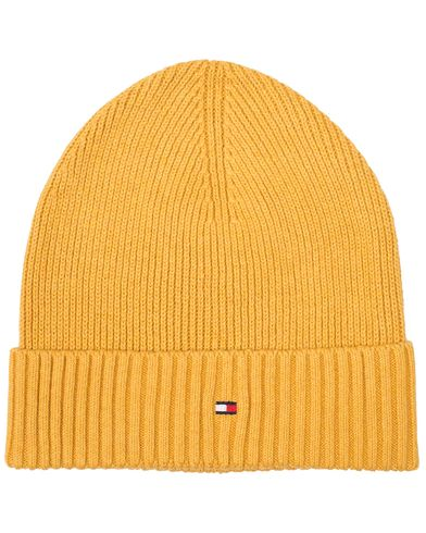Tommy Hilfiger Pima Cotton/Cashmere Beanie Arrowwood Heather  i gruppen Assesoarer / Luer hos Care of Carl (13279810)