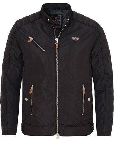 Morris Enfield Jacket Dark Grey i gruppen Jackor / Tunna jackor hos Care of Carl (13291011r)