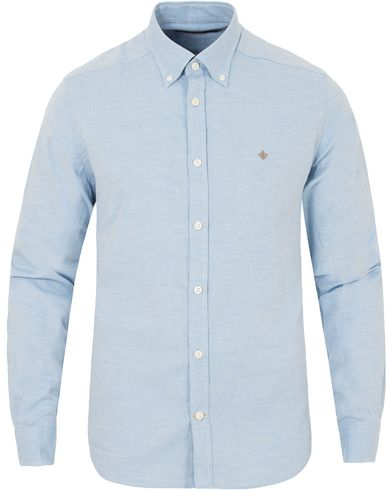 Morris Douglas Leaisure Shirt Light Blue i gruppen Skjorter / Casual skjorter hos Care of Carl (13293411r)