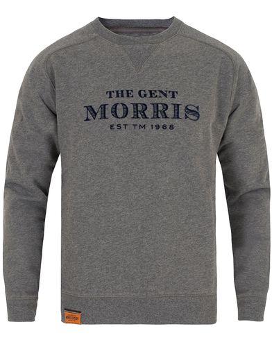 Morris Nichols Sweatshirt Grey i gruppen Tr�jor / Sweatshirts hos Care of Carl (13296711r)