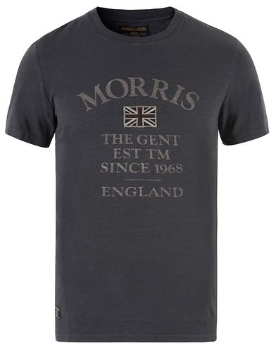Morris William Tee Blue i gruppen T-Shirts hos Care of Carl (13297611r)